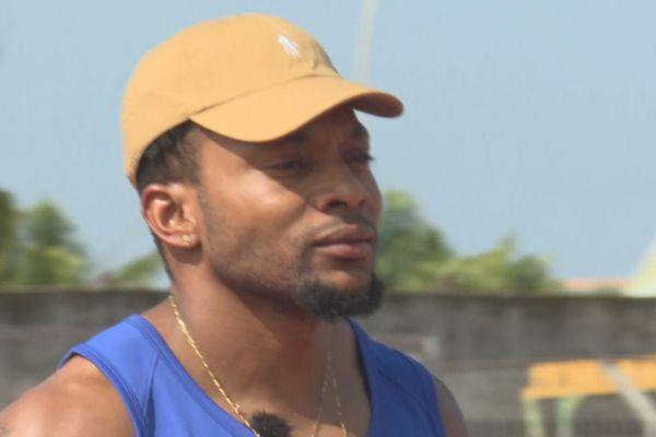 Portrait : Alan Alaïs, un guyanais en équipe de France de bobsleigh