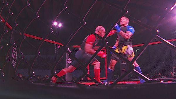 Première soirée de MMA : les amateurs ont fait le show comme des pros