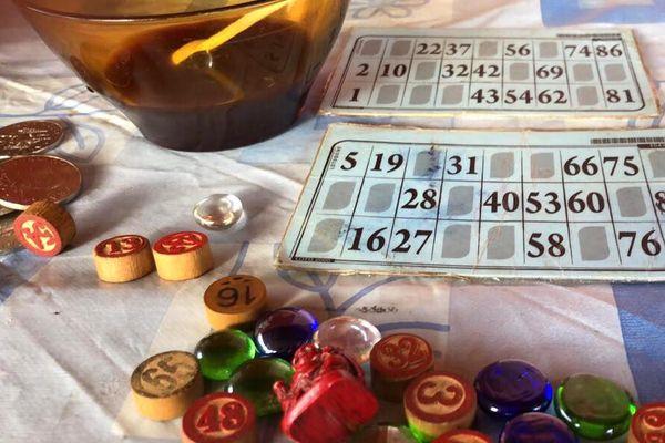 Partie de bingo à l'île des Pins, 1er juillet 2018
