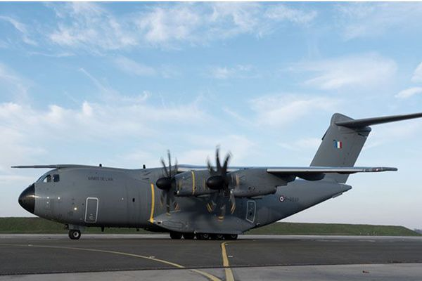 Avion de transport A400M