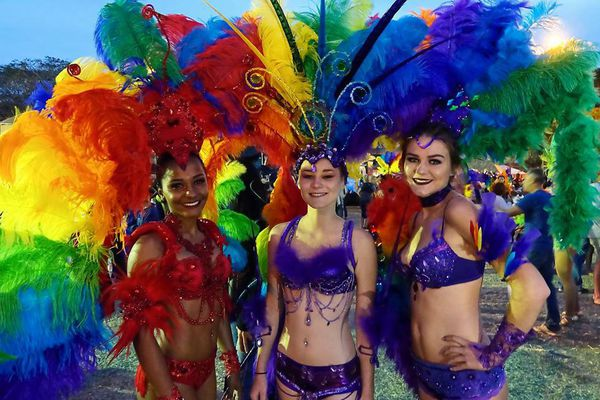 Banda Momo Carnaval 16 septembre 2017