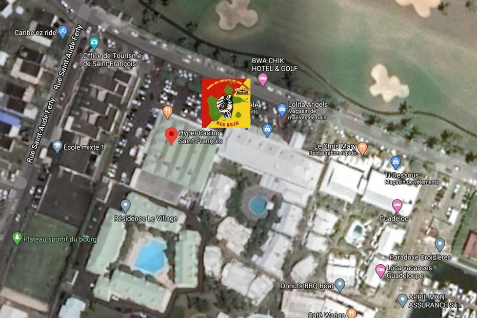 Grève à l'Hyper Casino de Saint-François : les parties se contredisent - Guadeloupe la 1ère