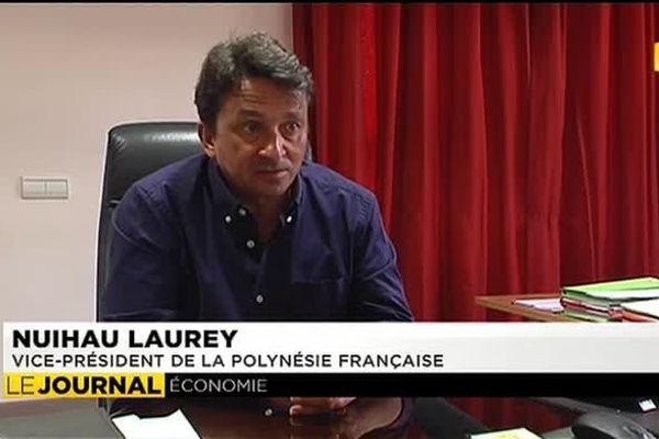 Le BB+ de Standard and Poor's décevant pour Nuihau Laurey