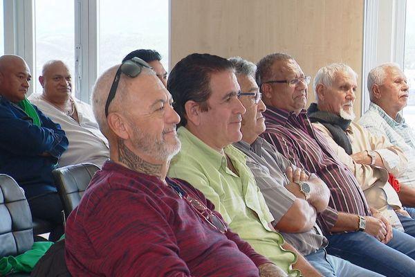 40e assemblée générale du Soenc nickel, Ducos, 24 juillet 2020