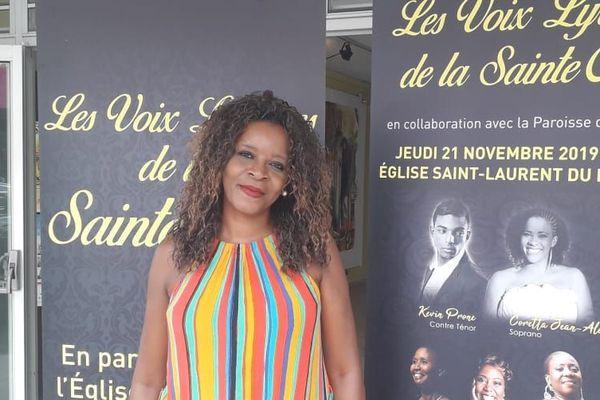 Patricia Pegba