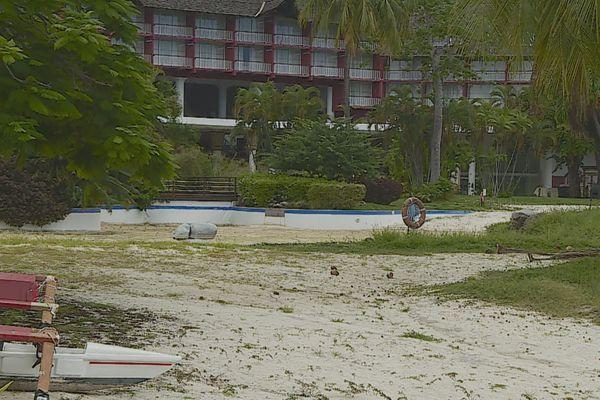 'hôtel Tahiti ia ora Beach resort