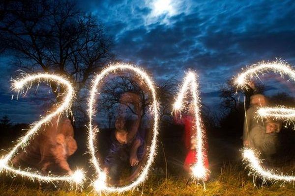 2012 est terminée...Vive 2013 !