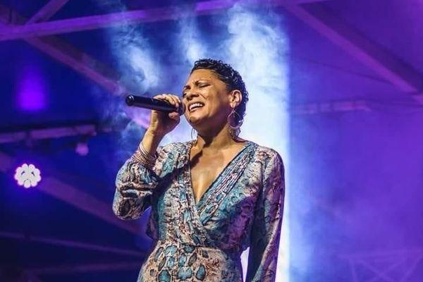 Orlane, artiste chanteuse
