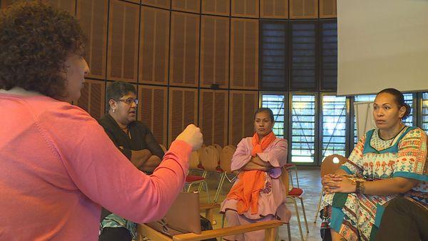 Séminaire sur les droits des femmes, UFFO, 3 août 2019
