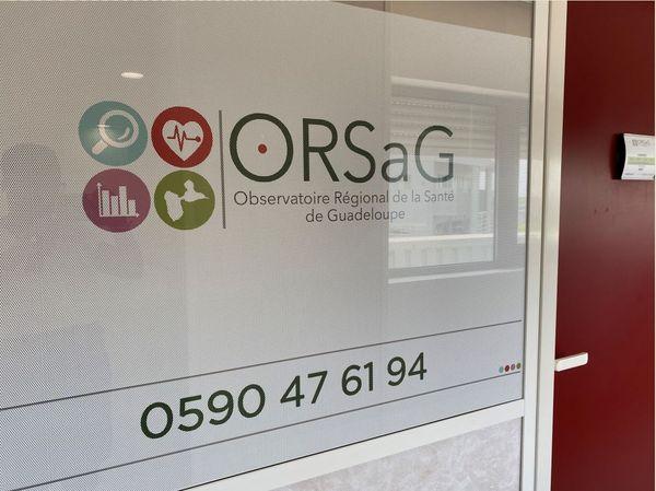 ORSAG - Observatoire Régional de Santé de Guadeloupe
