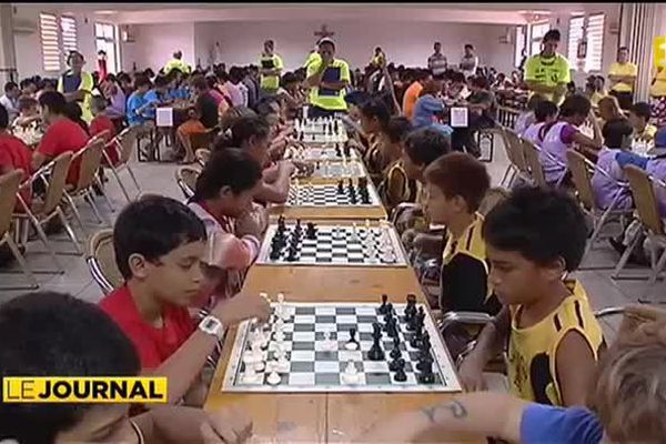 370 scolaires s'affrontent aux échecs