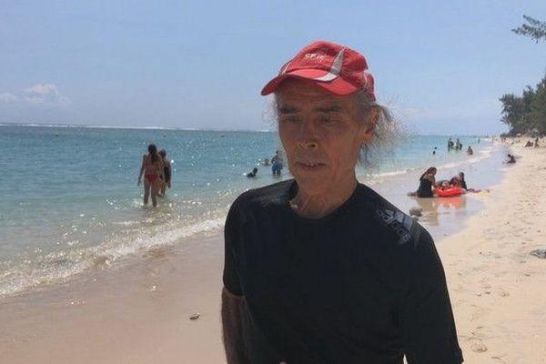 Grand Raid 2018 : Maurice Lebon, 78 ans, le doyen du Trail de Bourbon 141018
