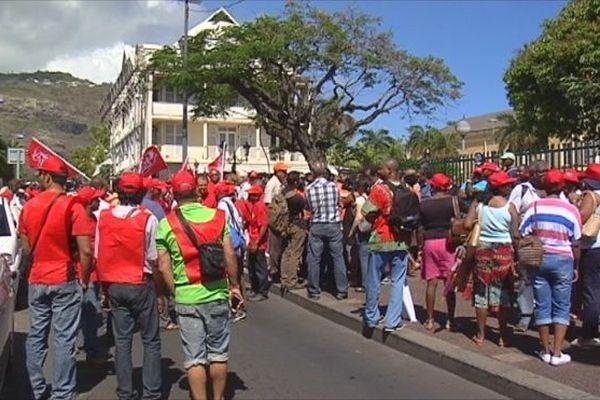 Grève nationale du 9 octobre : des perturbations à prévoir à La Réunion