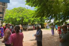 Covid-19 : distribution de masques à Wallis-et-Futuna