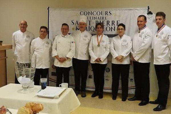 Le concours culinaire Saint-Pierre et Miquelon 2018 lancé!