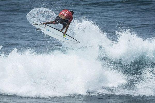 Martinique Surf Pro : photo du mardi 4 avril