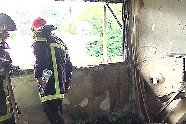 incendie rue Bénégig VDC