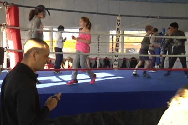 enfants boxe educative