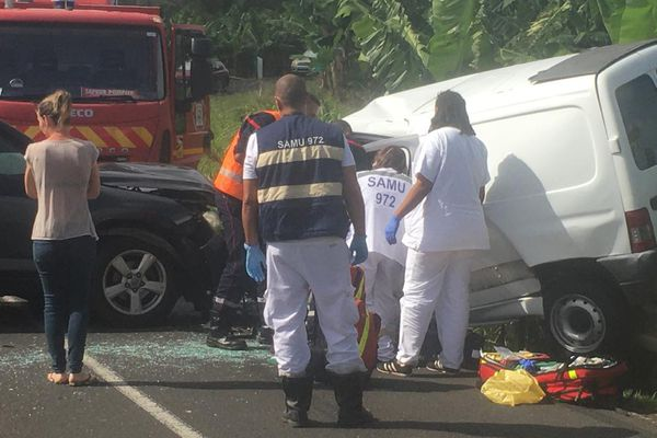 Pompiers / Samu / accident