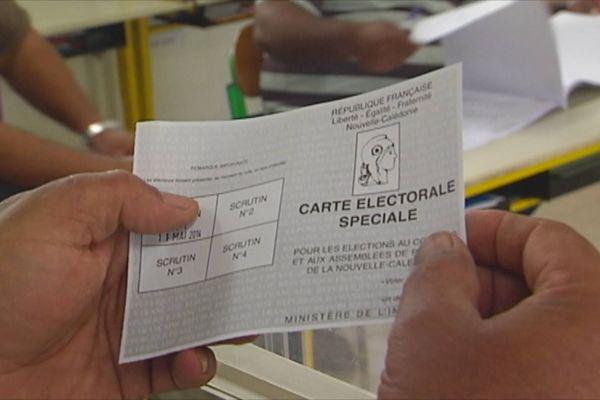 Tribunal : recours des électeurs exclus des listes provinciales