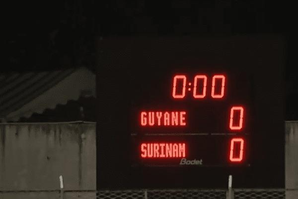 Foot Guyane Suriname