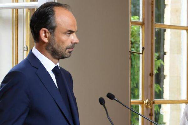 Conférence de presse Edouard Philippe Loi travail