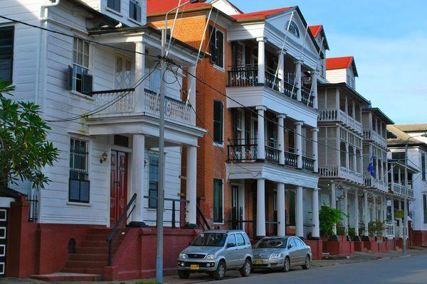 Rue de Paramaribo
