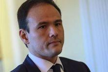 Cédric O secrétaire d'Etat chargé du numérique