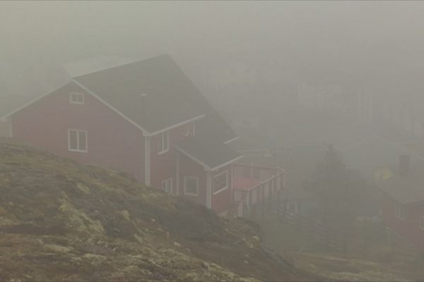 Brume de Saint Pierre et Miquelon