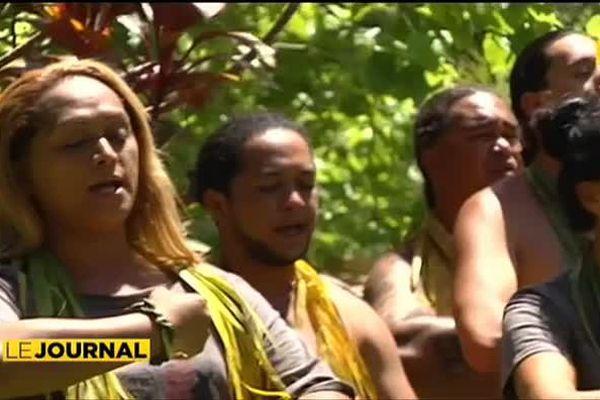 Festival Polynésia : la délégation hawaienne sur les traces de Pélé