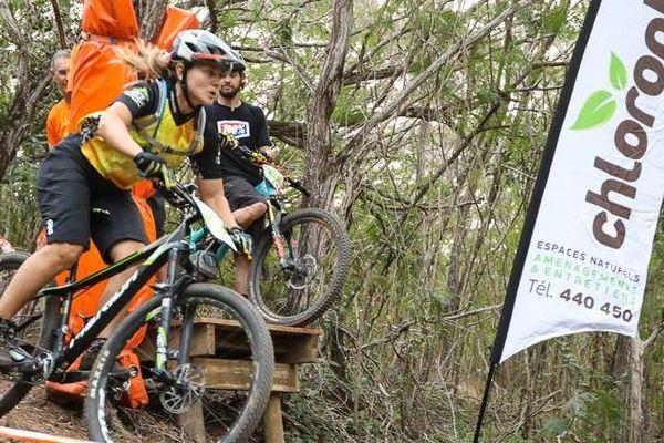 JDS VTT Chloro bike