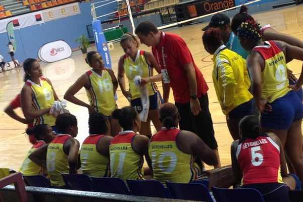 JIOI volley finale dames seychelloises