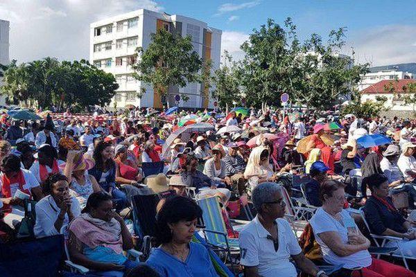 Lundi de Pentecôte Messe au Chadron 2018
