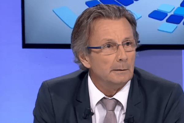 Recteur de Guyane Philippe Lacombe