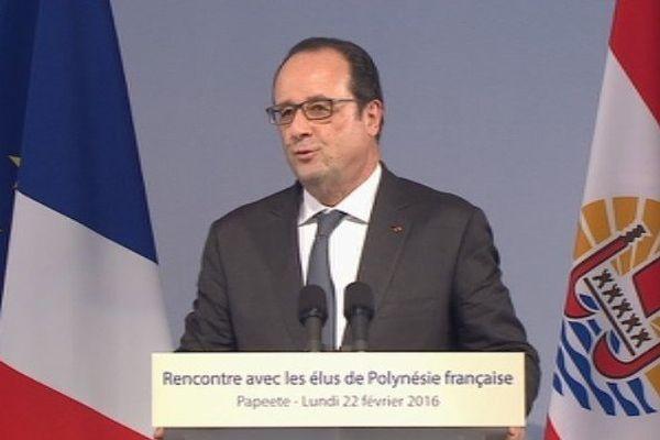 Hollande présidence