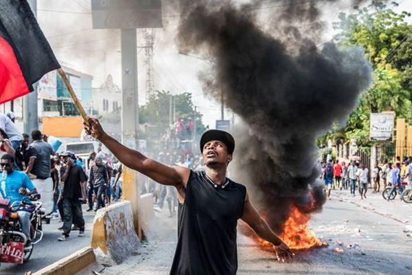 manifestation haïti 2019