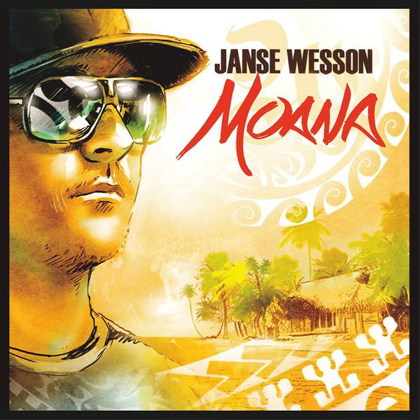 """""""Moana"""" le nouvel album de Jansé Wesson"""
