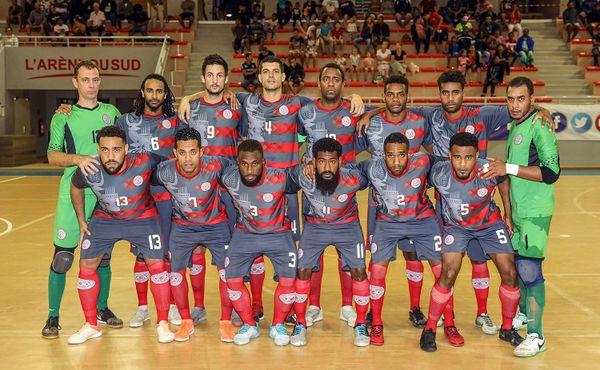 Coupe des Nations d'Océanie de futsal 2019, équipe de Calédonie
