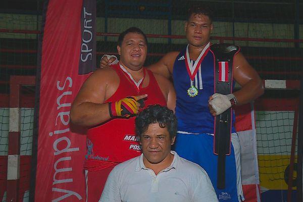 Boxe : victoire de Ariitea Putoa