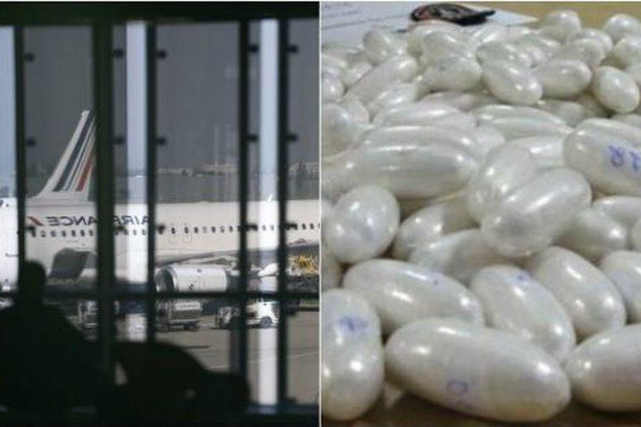 PODCAST - Des douanes d'Orly à la prison de Fresnes: Le parcours d'Anna, passeuse de cocaïne - Outre-mer la 1ère