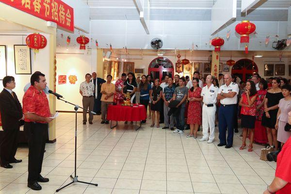 Rohfritsch, invité du nouveau consil de la République populaire de Chine
