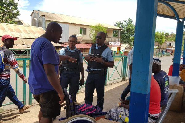 gendarme à Koungou