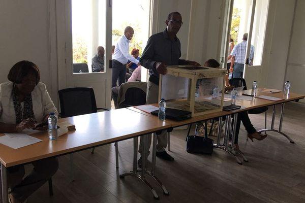 Bureau de vote sénatoriales