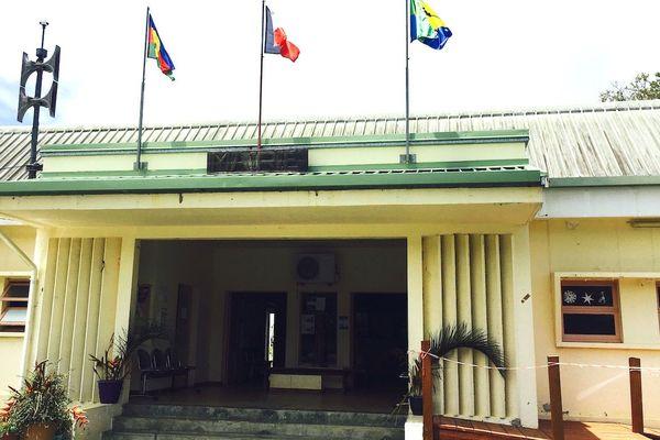 Mairie de Touho