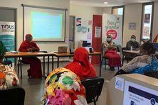 Une cinquantaine de demandeurs d'emploi ont été invité par le Pôle Emploi et la PMI pour découvrir le métier d'assistante maternelle.