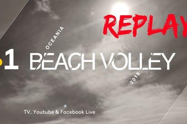 Replay - Beach Volley Ball Oceania