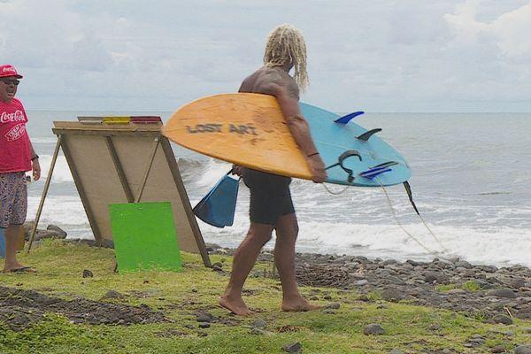 Surf : la grande reprise du championnat de Tahiti
