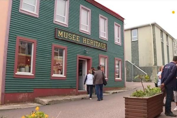 musee heritage visites