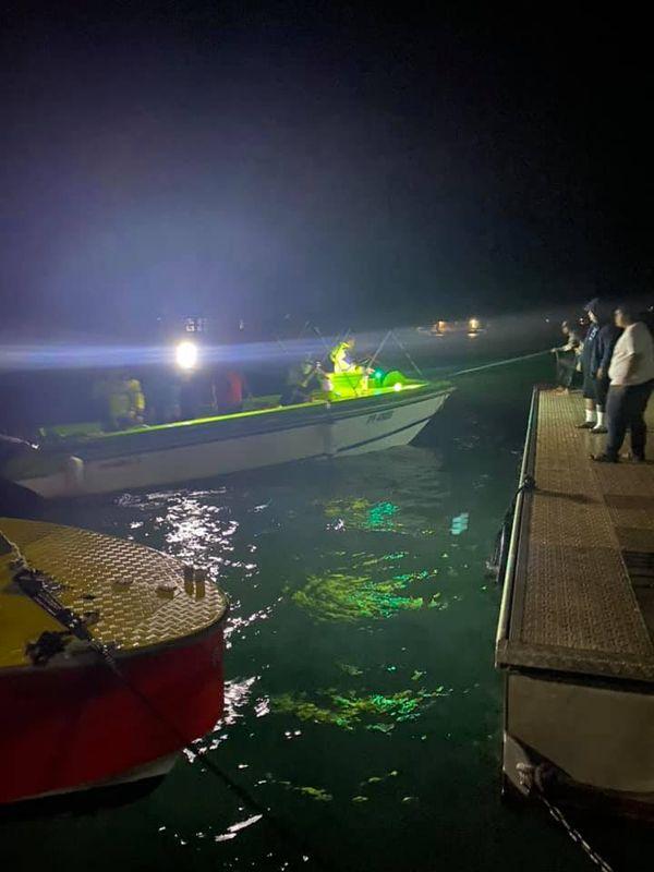 3 personnes sauvées après une sortie en mer nocturne aux Gambier