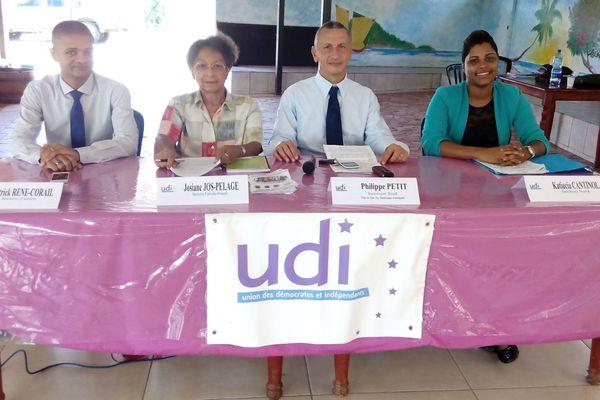 UDI présentation liste